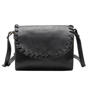 Leather Purse Satche Shoulder Small Messenger Bag Mobile Phone Bag Purse PU leather Women's Totes Shoulder
