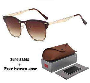새로운 Arrial 알루미늄 마그네슘 선글라스 여성 남성 브랜드 디자이너 uv400 렌즈 레트로 빈티지 스포츠 태양 안경 고글 무료 사례와 상자