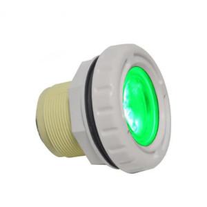 La lampe 3W 9W sous-marine de piscine d'IP68 SPa de piscine sous-marine de LED pour la fonte concrète de revêtement est 12V blanche de RVB allume le CE ROSH FCC de couleur