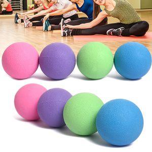 Lacrosse Ball Mobility Myofascial Trigger Point Rilascio Body Massage Yoga Balls W20 Y1890402