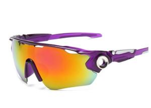 Sıcak satış UV400 Bisiklet Gözlük Bisiklet Güneş Gözlüğü Spor Dağ Bisikleti Gözlük Motosiklet Güneş Gözlüğü Gözlük 9271