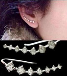 Boucle d'oreille Ohrring Bijoux Dipper-Ohrringe für Frauen Schmuck Ohrringe Brincos Mädchen Earing oorbel