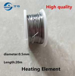 impulse sealer spare parts hand sealer teflon belt + heat wire 0.5mm wires (rounded wires) 20m,Heating wire heater element