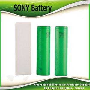 100% de alta calidad SONY VTC6 3000mAh VTC5 2600mAh VTC4 2100mAh 3.7V Li-ion 18650 Baterías recargables usando para Mods de caja Ecig