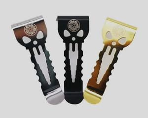 Agrafes de ceinture vape originales Alienwalker Fit pour tous les appareils à vape Crochet en acier inoxydable fort et robuste Alien Walker pour Mods E-cigarette