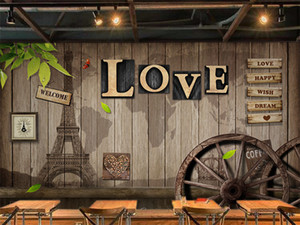 Европейский старинные фото росписи для кафе ресторан стены искусства декор новинка роскошные обои рулоны нестандартного размера фрески