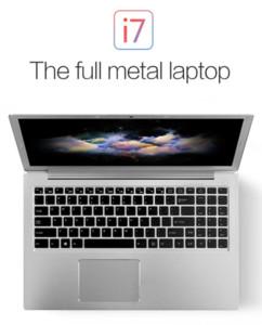 Versão mais recente Metal Laptop de 15.6 polegada FHD IPS 1920x1080 tela de núcleo Intel i7 6500U CPU 8 GB RAM DDR3L 1 TB HDD GT940MX 2 GB GPU ultrafinos