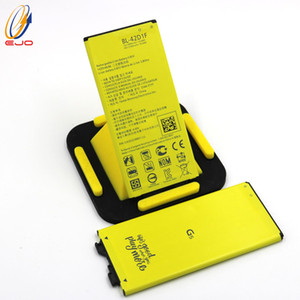 Batería para el teléfono LG G5 Li-lon recargable Reemplace la batería El US992 H860N G5S H868 BL-42D1F Batería original de alta capacidad de 2700 mAh
