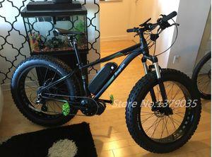 ABD AB Hiçbir vergi elektrikli bisiklet pil paketi 36 v 13Ah lityum iyon pil e-bike akku li-ion ebike pil 36 Volt + şarj