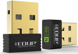 Original EDUP 150 Mbps Adaptador USB Wireless Networkd Cartão MTK 7601 Chipset Direct Nano USB Adaptador Wifi Nova Chegada EP-N8553