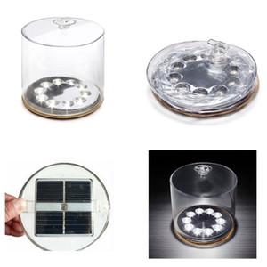 Lanterne solaire gonflable Solar Powerd Original Portable Étanche Light Event Party Supplies pour la lampe de camping en plein air