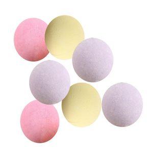 Natural Bubble Bath Bomb 40ML Ball Handmade SPA Bath Salts Ball Fizzy Mixed Wholesale DHL Free Shipping