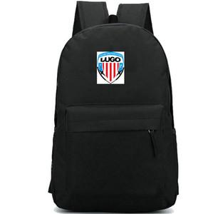 CD Lugo backpack FC day day حزمة حقيبة مدرسية Anxo Carro نادي كرة القدم packsack حقيبة ظهر رياضية حقيبة مدرسية