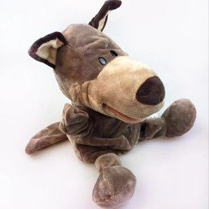 Nooer Lion Elephant Plüsch Handpuppe Spielzeug Für Baby Kinder Tiere Plüsch Puppe Baby Beschwichtigen Spielzeug Geburtstagsgeschenk