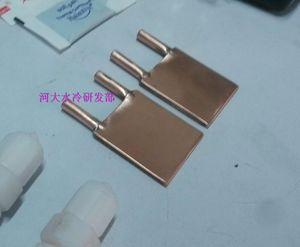 Чистые медные блоки водяного охлаждения Водяной кулер для ПК Блок водяного охлаждения для ноутбука с хорошей теплопроводностью