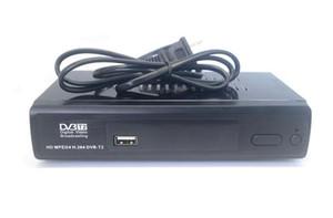 Receptor de TV DVB-T2 Decodificador H.264 1080P HD MNP Box DVB-T TV Digital Terrestre MPEG-4 Smart Media Player
