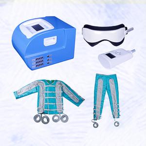 Máquina de presoterapia para adelgazar eliminación de arrugas máquinas de presoterapia Equipo de masaje de belleza máquina para adelgazar grasa enterrado venta