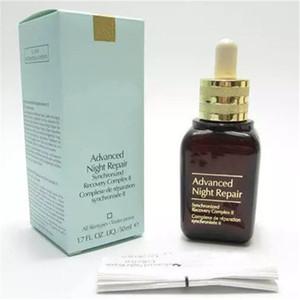 العلامة التجارية براون زجاجة 50ML 100ML ترطيب الوجه للعناية بالبشرة كريم المتقدم ليلة إصلاح استعادة كريم الوجه إصلاح