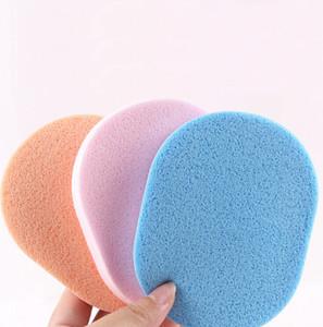 Очистка Spong лица моющее средство для снятия макияжа очистка природных губчатый слоеного утолщение стиральная лицо водоросли по уходу за кожей инструменты бесплатная доставка