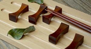 Bacchette di legno cremagliera cucchiai cucchiai Holder Home Hotel Restaurant Forniture da cucina Tipi di cuscini Handcraft HH7-1725