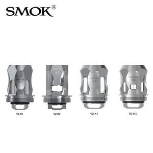 Otantik Smok TFV8 Bebek V2 Bobinleri S1 / S2 bobini 0.15ohm V2 K4 bobini V2 K1 0.2ohm bobinleri