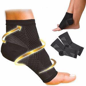 Wholesale- NEW Foot Angel Compression 1~4 SLEEVE Plantar Fasciitis Anti Fatigue (S/M/L/XL)