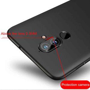 Для Huawei наслаждайтесь 6x / помощник 9 / помощник 10 / помощник 10 pro / наслаждайтесь 7x / наслаждайтесь 6C поверх силиконового мягкого матового чехла TPU Slim Cover PhoneFor: мобильный телефон Huawei