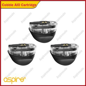 Apire Cobble Pod Cartridge para cigarrillos electrónicos Aspire Cobble AIO Kit 1.8ml Vape Pods 100% auténtico
