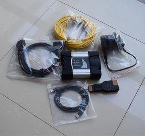 Высокое качество для профессионального диагностического инструмента BMW ICOM NEXT с 10-метровым кабелем Lan