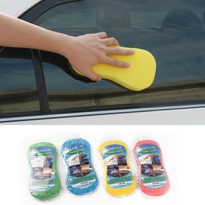 Autowaschschwämme Vakuum Kompression Expanding Sponge Auto-Reinigungs-Tools Duster Motorrad LKW-Reinigungstuch Mix Farben