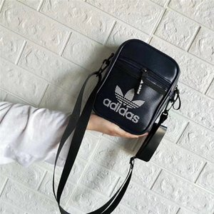 Diseñador Bolsas de hombro Hombres y mujeres Bolsas de mensajero Marca deportiva Bolso bandolera Nueva bolsa de hombro causal Bolsa de deporte al aire libre