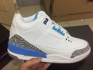 2019The New 3 III UNC PE, chaussures de ville, bleu, gris, bleu, bleu.