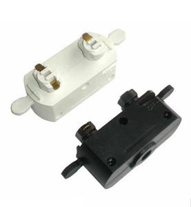 3-wire LED Track Light Head аксессуар три линии лампы совместных огнезащитный материал осветительные приборы 100 шт.