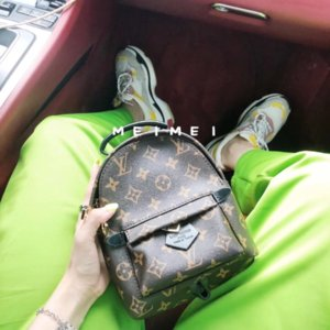 mini moda borsa a tracolla delle borse del sacchetto femminile vecchio classico fiore zaino femminile della borsa della spalla Paris marchio francese
