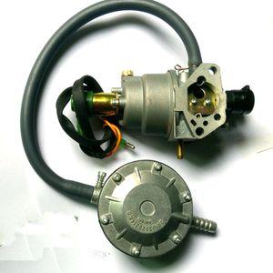 Преобразование комплектов для 5-6.5 кВт генератор Honda, чтобы использовать сжиженный газ пропан