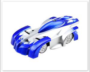 Natal brinquedo de RC parede de escalada Halloween carro de controle remoto Anti Gravidade teto Racing Car Toy máquina elétrica Auto presente para as crianças