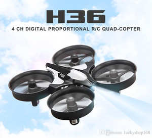 JJRC H36 미니 무인기 헤드리스 모드 Drones 비행 헬리콥터, Kid 선물용 2.4GHz 6 축 RC 마이크로 쿼드 콥터