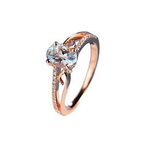 Squisite donne anelli ovali gioielli sposa anello di fidanzamento di fidanzamento anelli ornamenti fancinando elegante anello pendientes aneis