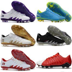 2018 nouveaux crampons de football Hypervenom Phantom 3 III FG bas top bottes neymar chaussures de football pas cher pour hommes authentiques bottes de football hommes nouveau