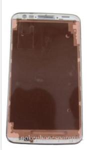 Средняя Рамка Рамка корпус передняя панель лицевая панель средняя рамка корпус запасные части для LG G2 D800 D801 D802 D803