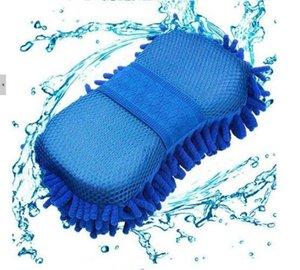 Auto-LKW-Motorrad-Schwamm Microfiber Waschtuch-Staubtuch für das Reinigungs-Detaillierungs-waschendes Werkzeug-Wahing-Bürsten-freies Verschiffen