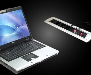 Новый электрический листать вверх настольная гнездо для конференц-зала/умная розетка с властью США,USB-порт,разъем RJ45