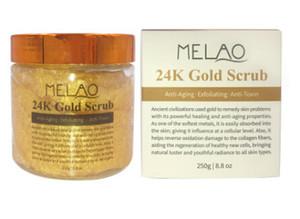 24K GOLD BODY SCRUBS Nettoyer le visage, la peau du corps, le dos, le blocage des pores. Contraction des pores. LIVRAISON GRATUITE.