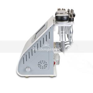 바디 슬리밍 기계를 강화 5 1 초음파 Cavitation 체중 감소 아름다움 장비 진공 바이폴라 RF 스킨 케어 리프팅