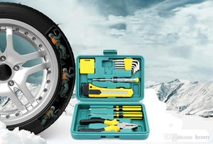 11 Sets Of Car Repair Kits Car Emergency Kit Combination Packages Family Car With A Spare Kit