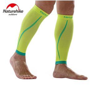 Naturehike Calf Compression Sleeve Leg Kompressionssocken für Männer Frauen Kalb und Runners Guards Radfahren Laufen