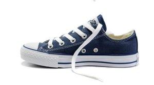 2018 VENTE CHAUDE RENBEN Classique chaussures Bas-Haut Haut-Top chaussures sneaker Chaussures de toile des femmes des hommes Taille EU35-46 détail dropshipping