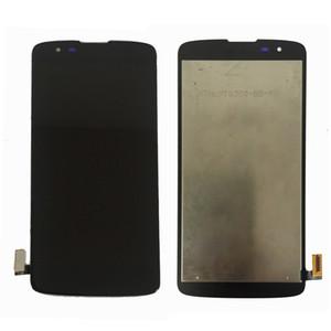 Originale per LG K8 LTE K350N K350E Display LCD K350DS con Touch Screen Digitizer Assembly Con cornice