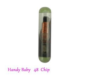 10pcs / lot هاندي الطفل ID48 كليب لنسخة مفتاح السيارة باليد