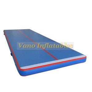 Pompa Ücretsiz Kargo ile Ev Eğitimi Ucuz Hava Tracks 5x1x0.2m Mat Parça Jimnastik Gereçleri Şişme
